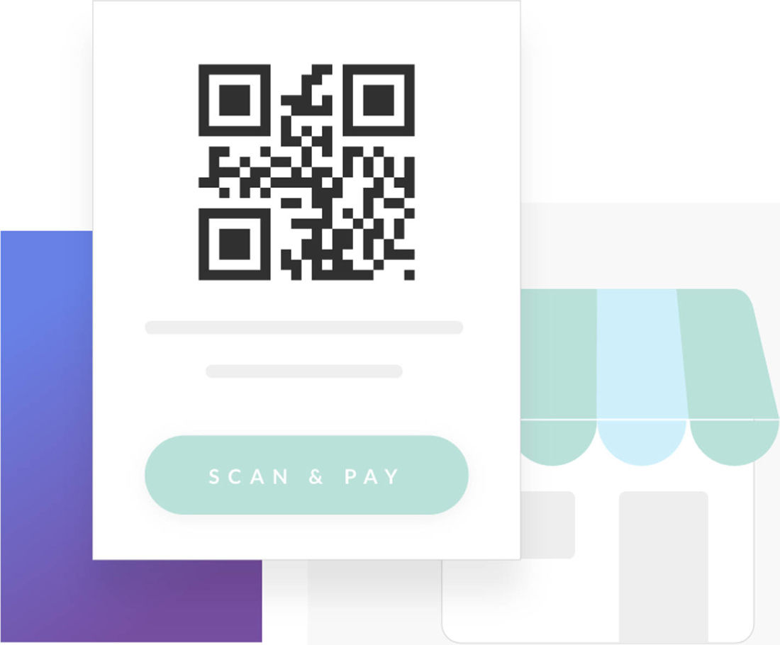 BharatQR payment acceptance solution for offline businesses